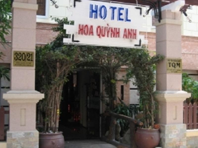 Hoa Quynh Anh Hotel - Hotell och Boende i Vietnam , Ho Chi Minh City