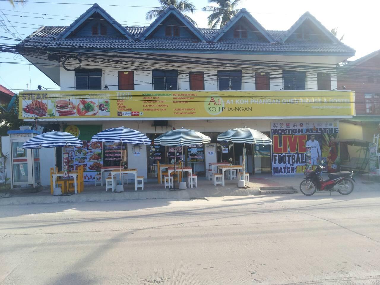 Hotell A1 Koh Phangan Guesthouse   Hostel i , Koh Phangan. Klicka för att läsa mer och skicka bokningsförfrågan