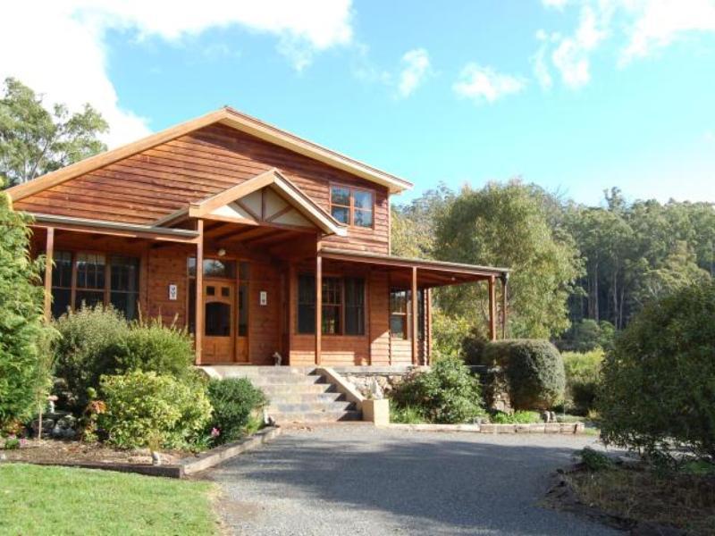 Mole Creek Lodge - Hotell och Boende i Australien , Deloraine