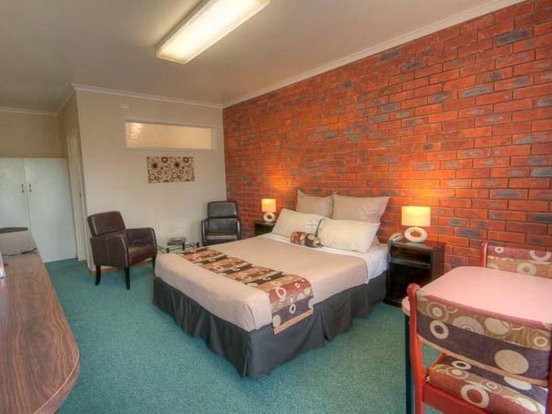 City Heart Motel - Hotell och Boende i Australien , Warrnambool