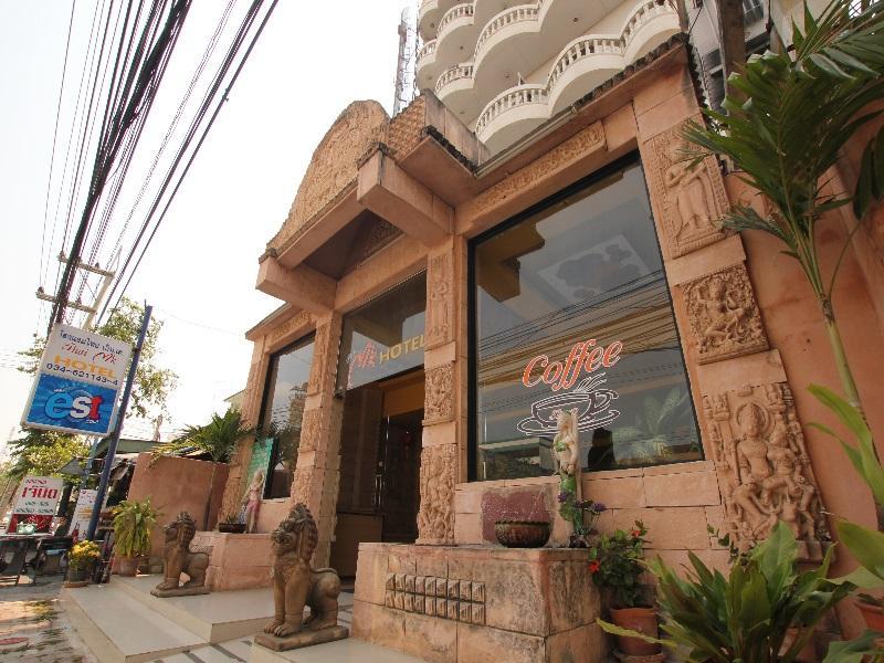 Hotell M.K. Hotel Kanchanaburi i , Kanchanaburi. Klicka för att läsa mer och skicka bokningsförfrågan