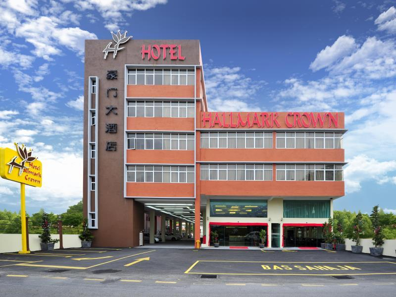 Hallmark Crown Hotel - Hotels and Accommodation in Malaysia, Asia
