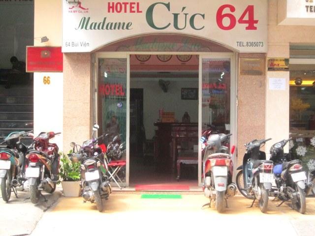 Madam Cuc 64 Hotel - Hotell och Boende i Vietnam , Ho Chi Minh City