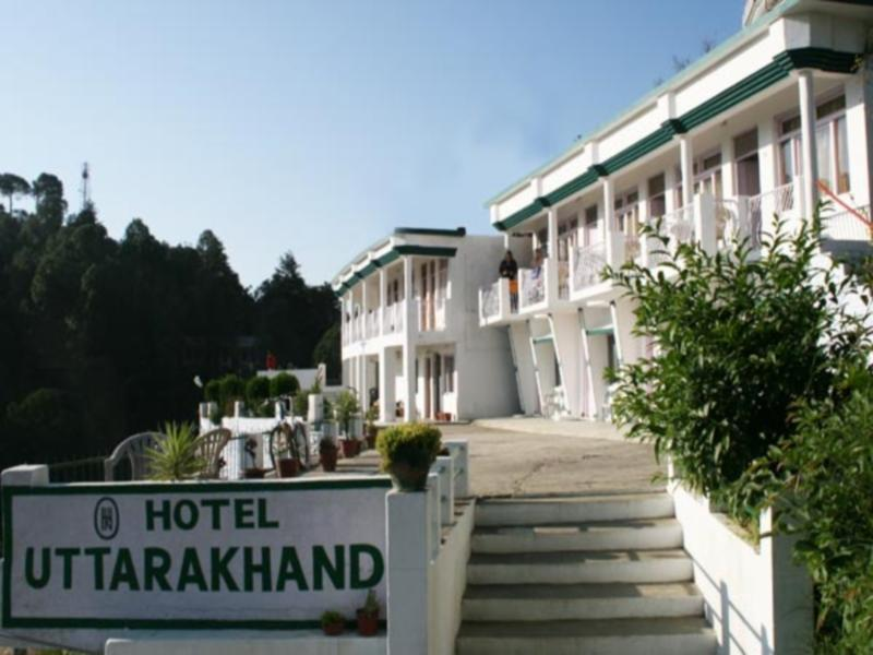 Hotel Uttarakhand Kausani - Hotel and accommodation in India in Kausani