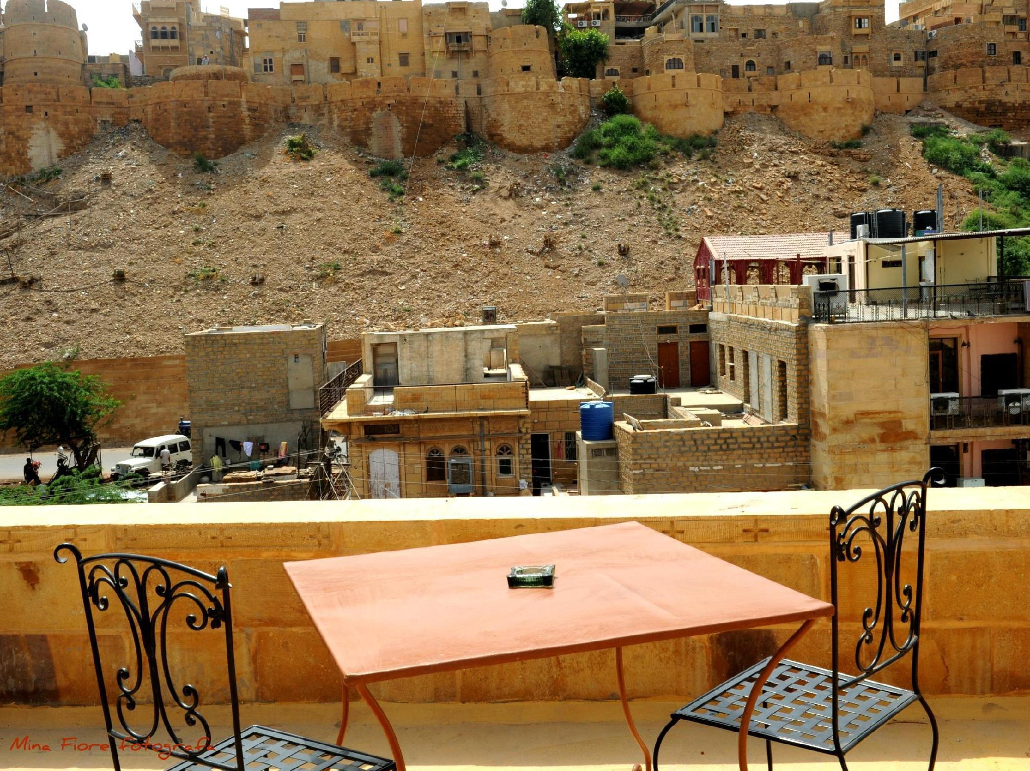 Hotel Oasis Haveli - Hotel and accommodation in India in Jaisalmer