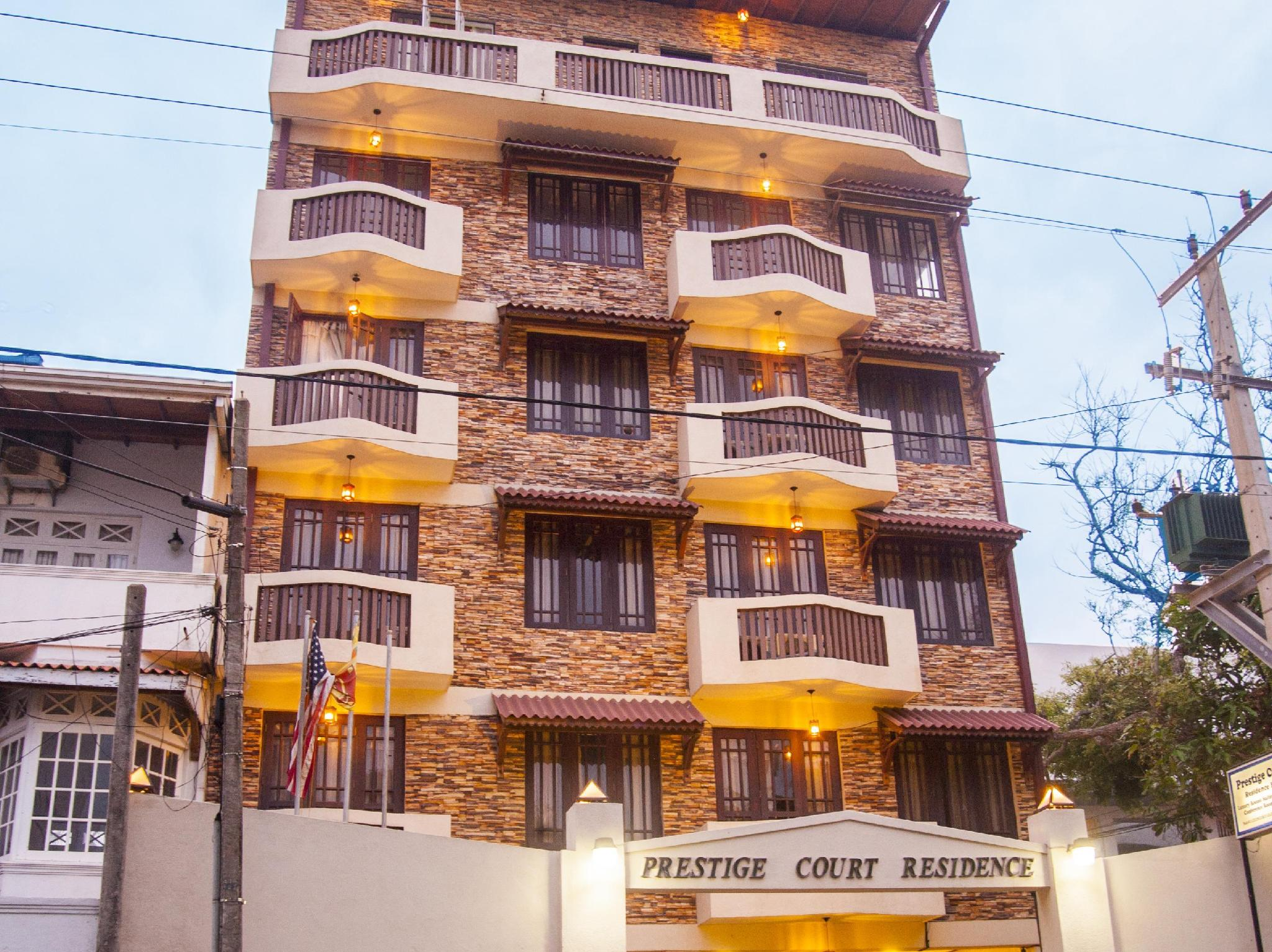 Prestige Court Residence Hotel