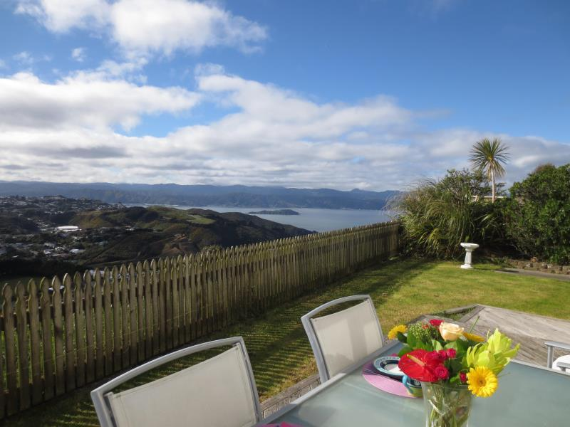 A Great View B & B Wellington