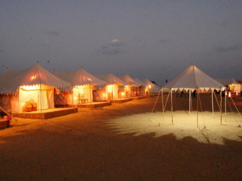 Shree Govindam Desert Camp - Hotel and accommodation in India in Jaisalmer