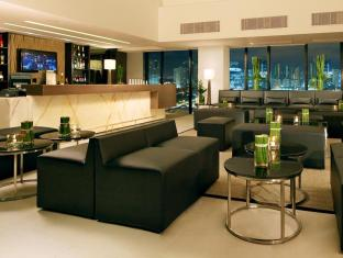 Philippines Hotel Accommodation Cheap | Seda Bonifacio Global City Manila - Straight Up Roof Deck Bar