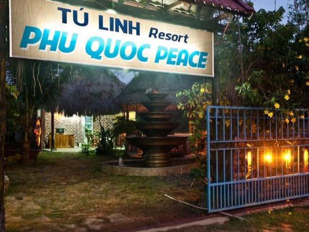 Hotell Phu Quoc Peace Resort