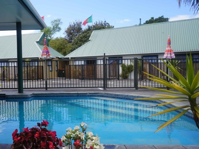 Cheviot Park Motor Lodge - Hotels and Accommodation in New Zealand, Pacific Ocean And Australia