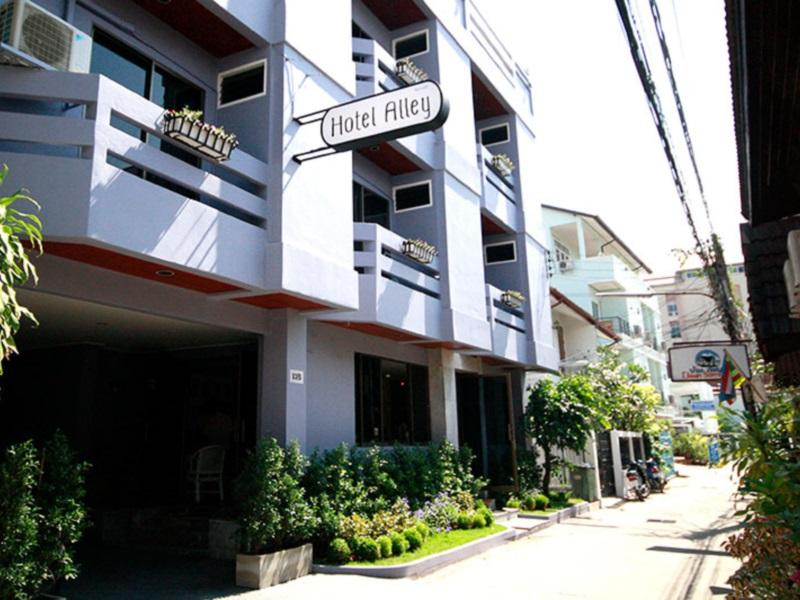 Hotel Alley Hua Hin - Hotels and Accommodation in Thailand, Asia