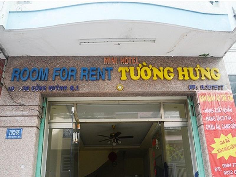 Tuong Hung Hotel - Hotell och Boende i Vietnam , Ho Chi Minh City