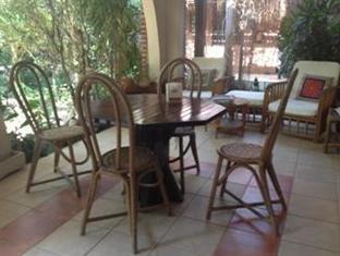 Dorkket Garden Guest House Vientián - Interior del hotel