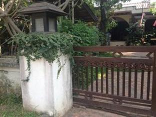 Dorkket Garden Guest House Vientián - Entrada