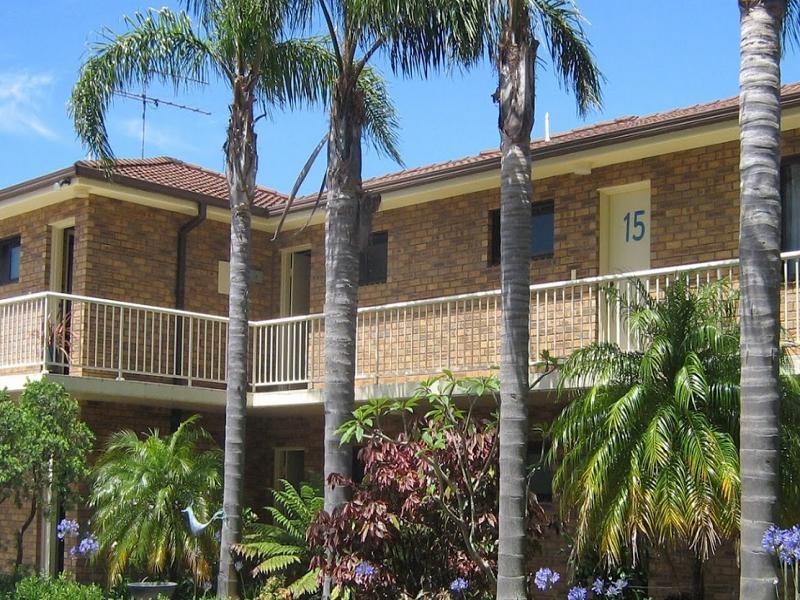 Hawks Nest Motel - Hotell och Boende i Australien , Hawks Nest