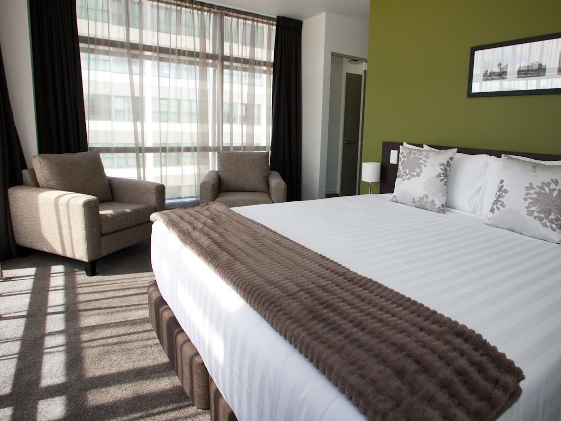 Quest Rotorua Central Apartment - Hotels and Accommodation in New Zealand, Pacific Ocean And Australia