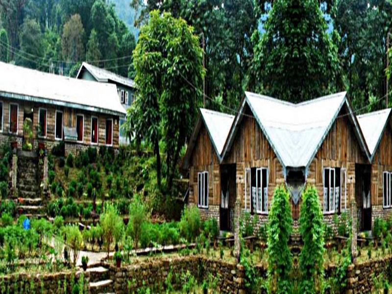 Cherry Village Resort - Hotel and accommodation in India in Pelling
