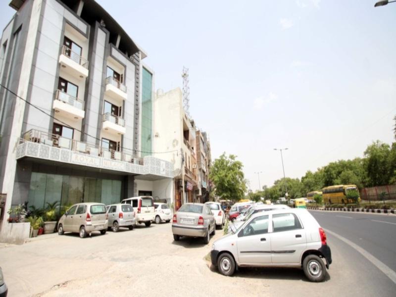 Hotel Royal Mirage New Delhi - Hotel exterieur