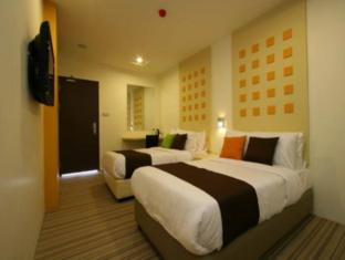 360 Xpress Citycenter Budget Boutique Hotel Kuching - Standard Twin