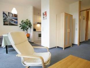 Berlin Rooms Apartment Heinrich-Heine-Platz Berlin - Viesnīcas interjers