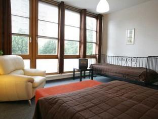 Berlin Rooms Apartment Heinrich-Heine-Platz Berlín - Interiér hotelu