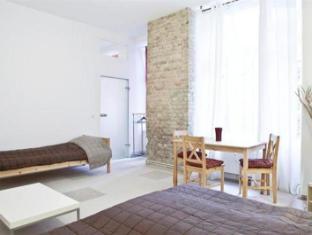 Berlin Rooms Apartment Kaethe-Niederkirchner-Strasse Berlin - Kitchen