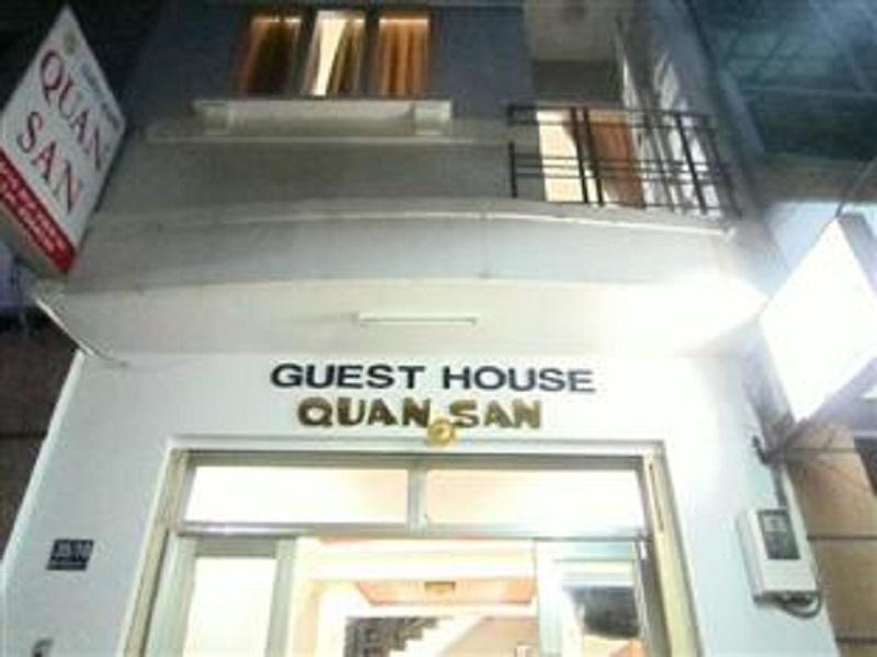 Quan San Guesthouse - Hotell och Boende i Vietnam , Ho Chi Minh City
