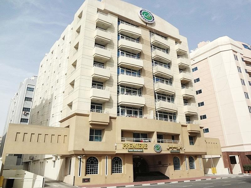 Premiere Hotel Apartments - Hotels and Accommodation in United Arab Emirates, Middle East
