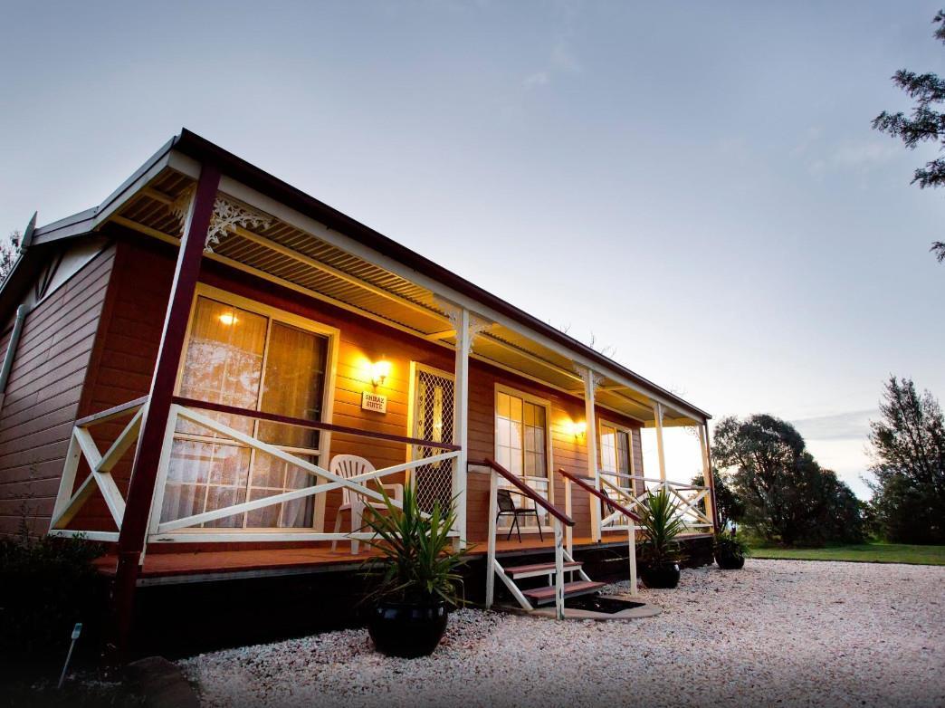 Walkabout Motel - Hotell och Boende i Australien , Rutherglen