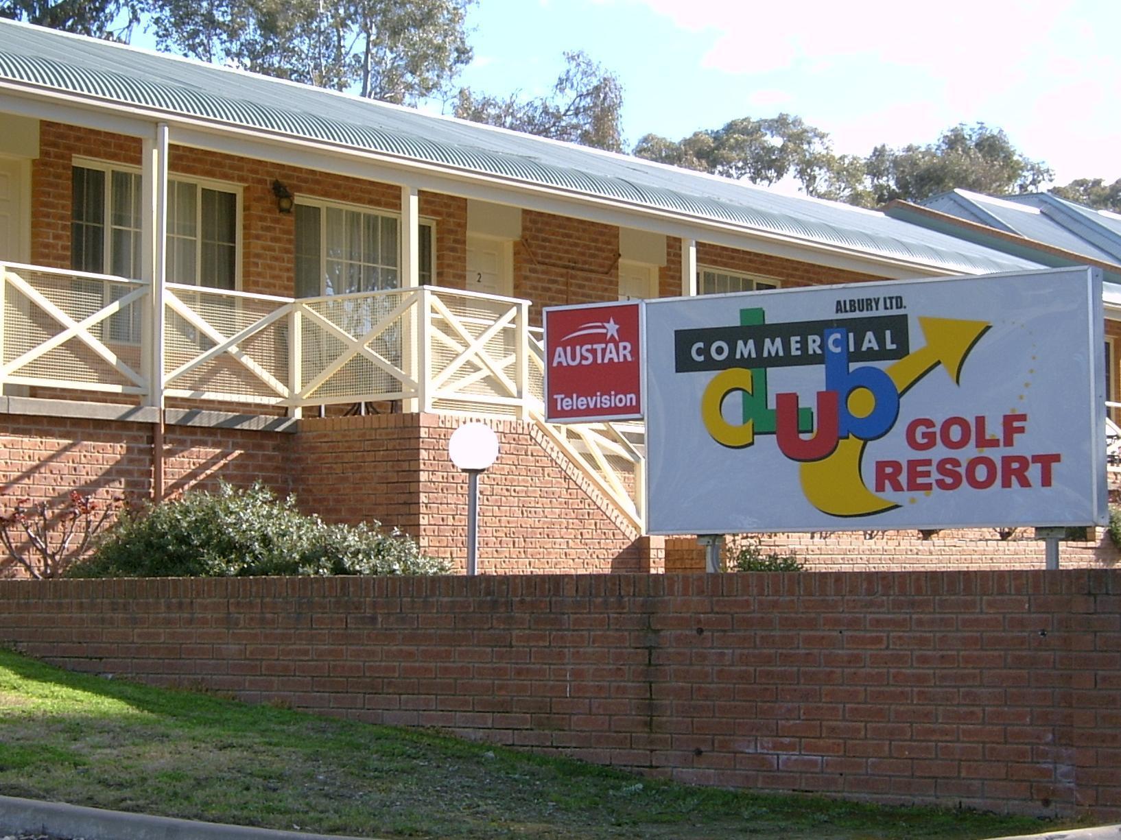 Commercial Golf Resort - Hotell och Boende i Australien , Albury
