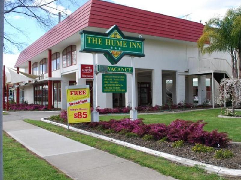 Hume Inn Motel - Hotell och Boende i Australien , Albury