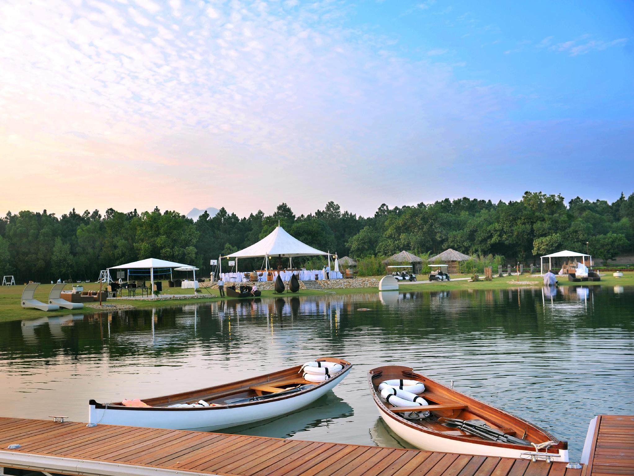 Flamingo Dai Lai Resort - Hotell och Boende i Vietnam , Vinh Phuc