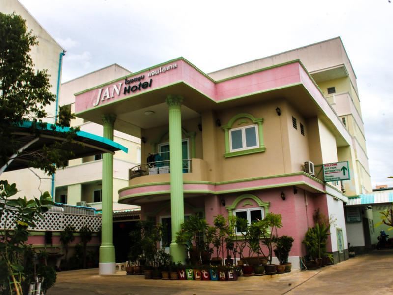 Hotell Jan Hotel i , Udonthani. Klicka för att läsa mer och skicka bokningsförfrågan