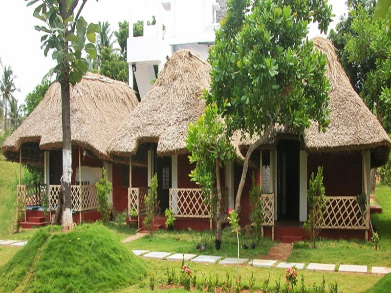 Prince Park Resort - Hotel and accommodation in India in Pondicherry