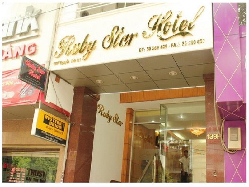 Ruby Star Hotel - Nguyen Trai - Hotell och Boende i Vietnam , Ho Chi Minh City