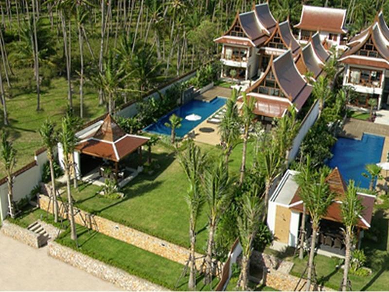 Baan Chom Tawan Villa - Koh Samui