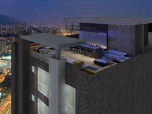 Hotel Alex Caracas - Hotellet från utsidan
