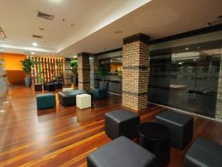 Hotel Alex Caracas - Hotellet från insidan