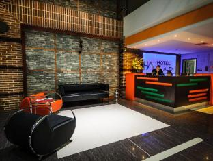 Hotel Alex Caracas - Khu vực lễ tân