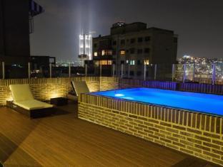 Hotel Alex Caracas - Bồn tắm nóng