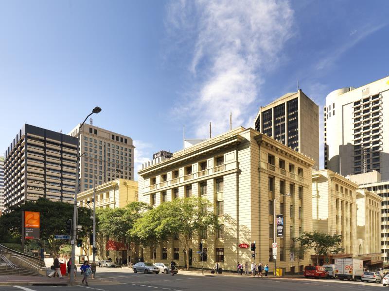 Rendezvous Hotel Brisbane Anzac Square - Hotell och Boende i Australien , Brisbane