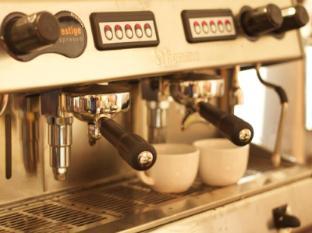 Amphitheatre Hotel B&B Avoca (VIC) - Very smooth coffee