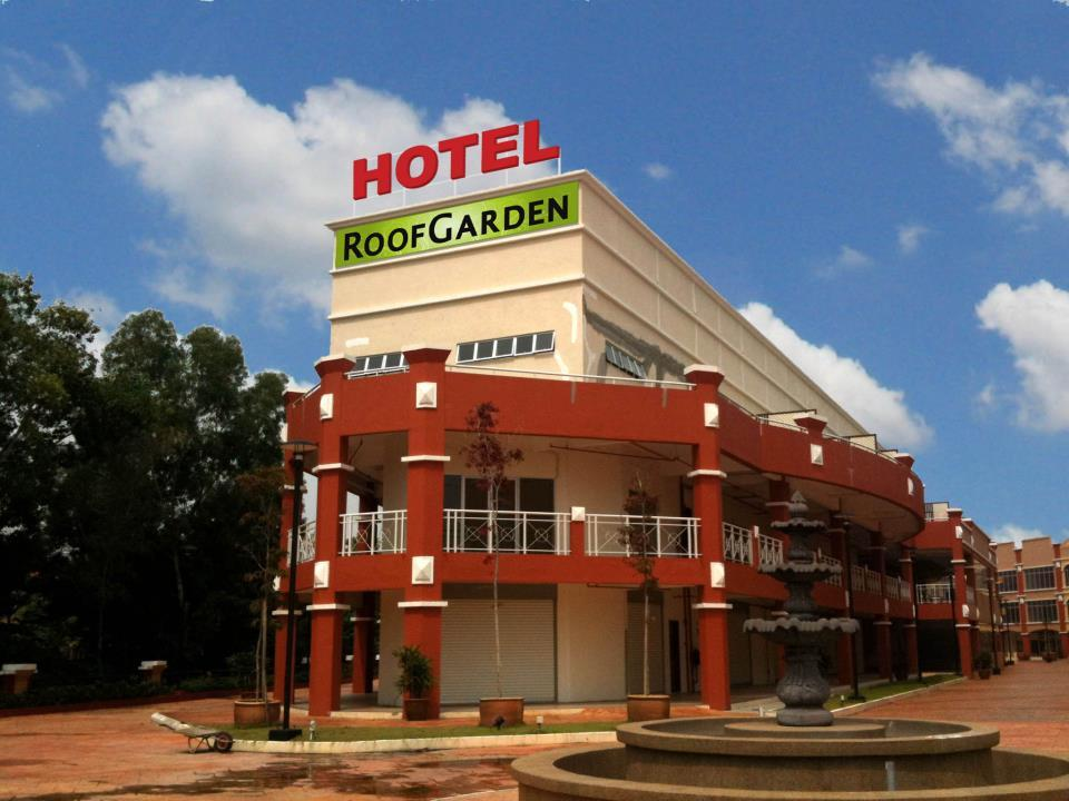 Roof Garden Hotel - Hotels and Accommodation in Malaysia, Asia