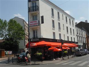 Cafe Hotel de l'Avenir - Hotell och Boende i Frankrike i Europa