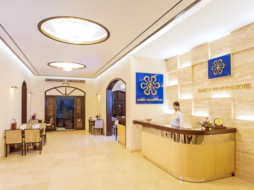 Garco Dragon Hotel - Hotell och Boende i Vietnam , Hanoi