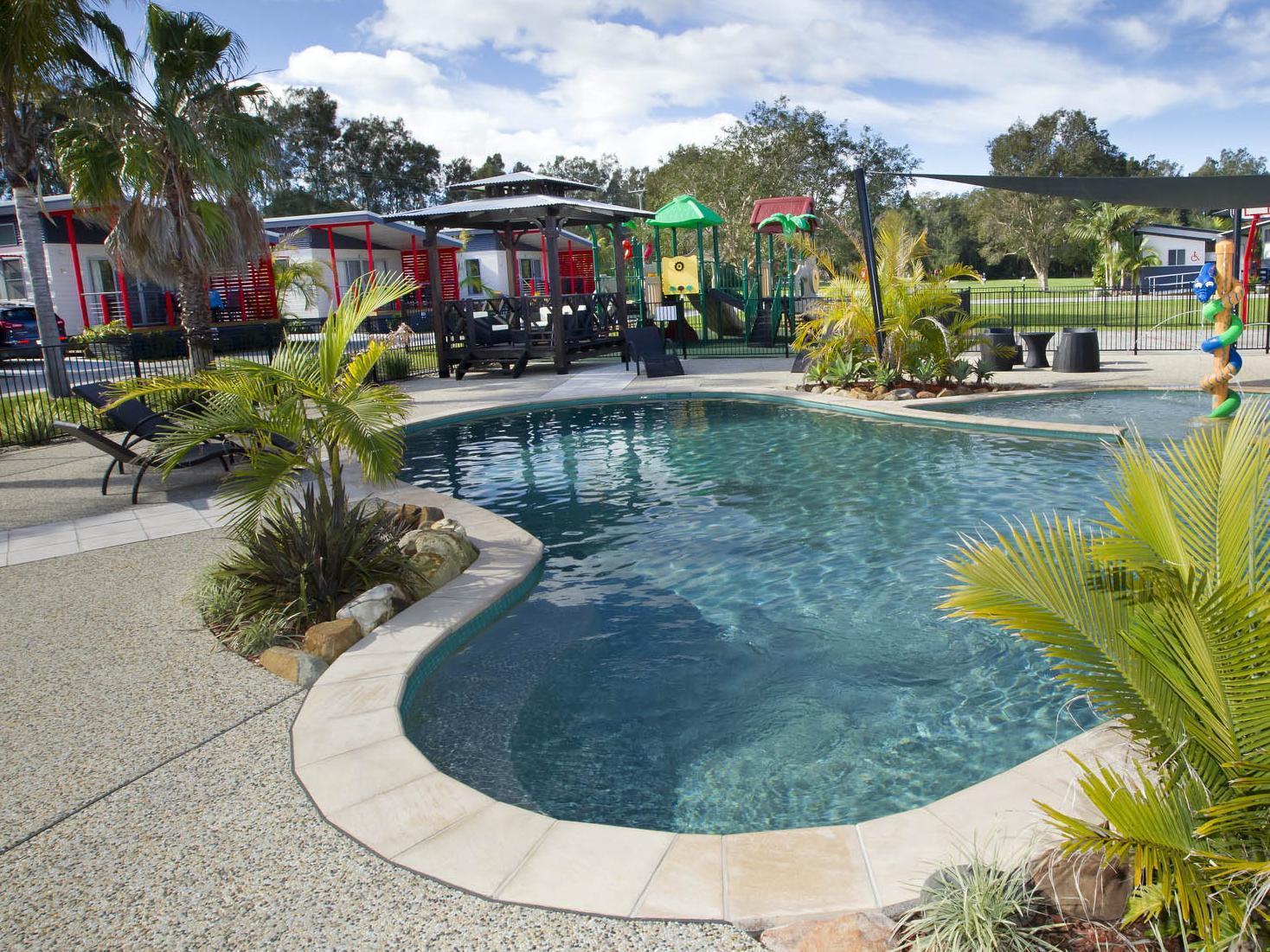 Lakeside Resort Forster - Hotell och Boende i Australien , Forster