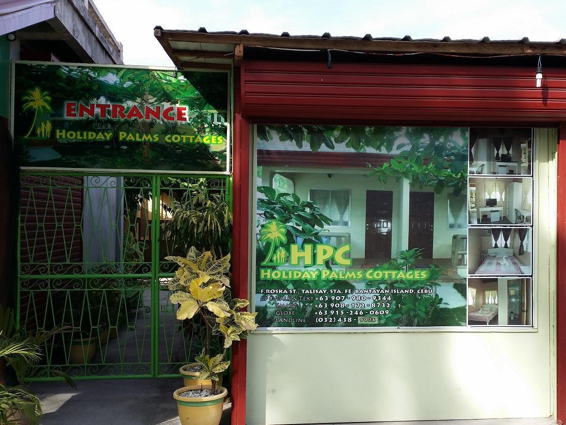 Holiday Palms Cottages Cebu
