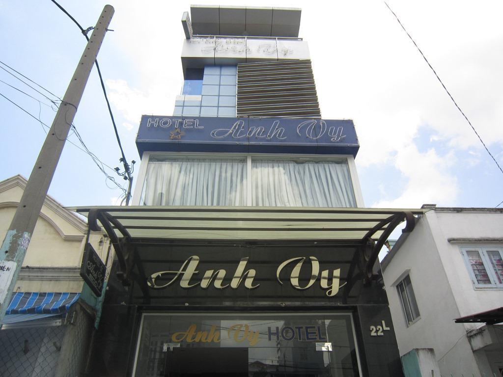 Khai Vy Hotel- District 7 - Hotell och Boende i Vietnam , Ho Chi Minh City