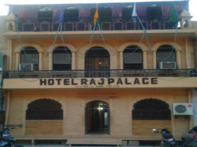Hotel Raj Palace - Hotel and accommodation in India in Jaisalmer